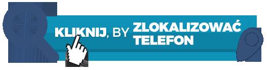 Lokalizacja Telefonu Android przez internet